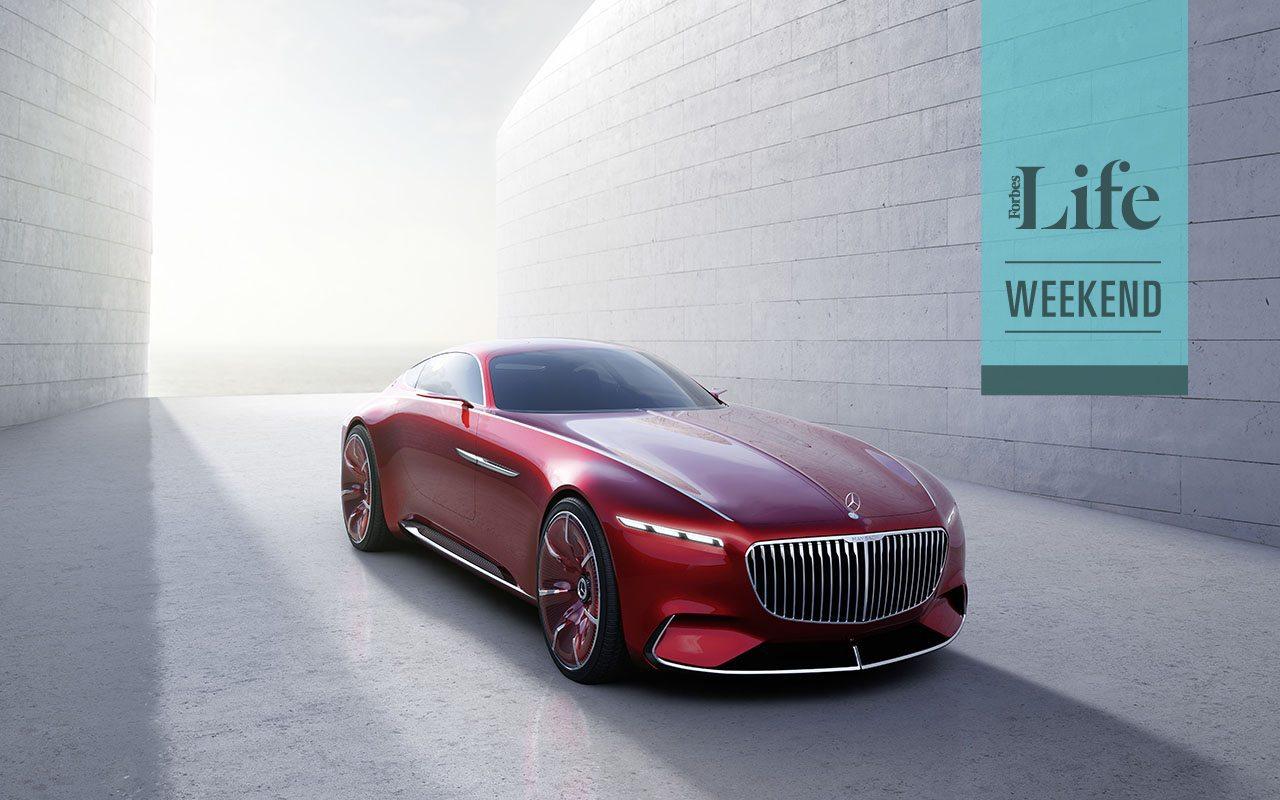 Mercedes-Benz se une al club de los autos eléctricos de lujo