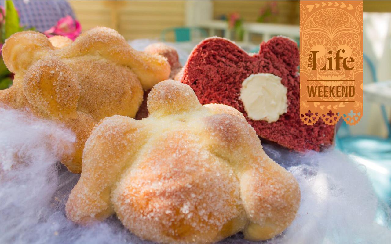 Los mejores lugares para probar pan de muerto en CDMX