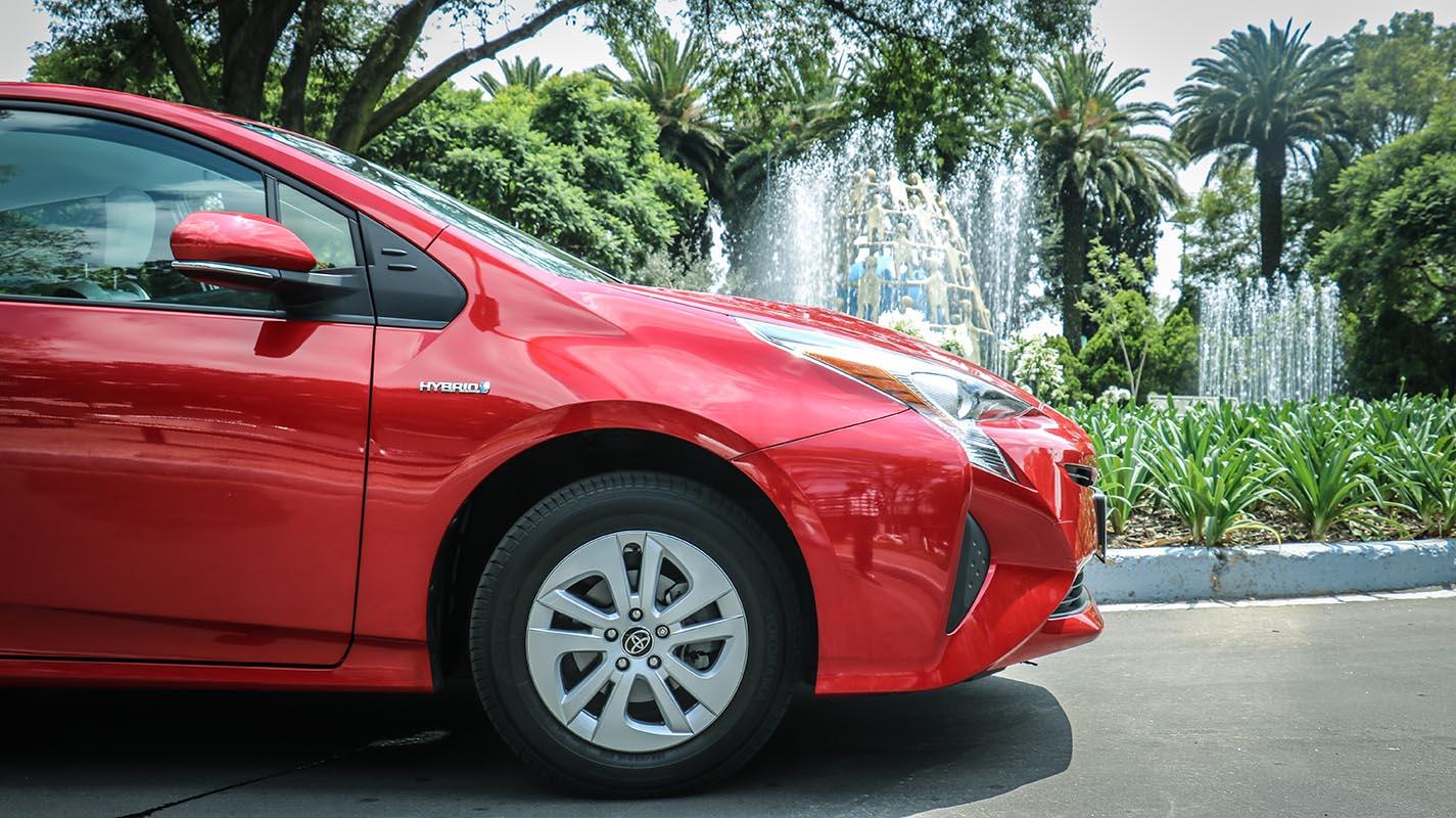 Profeco alerta por fallas en frenos del Prius