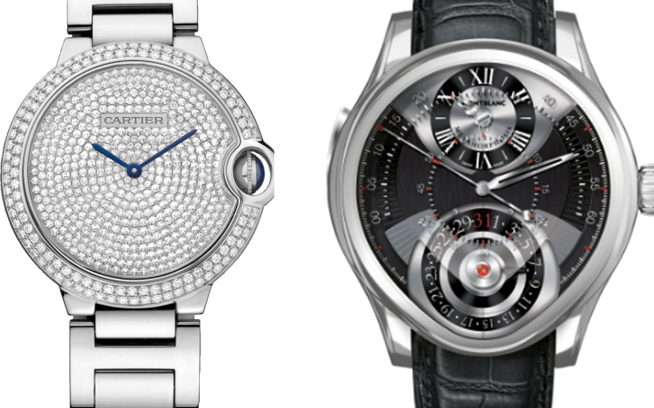 Los relojes joya que deslumbran por millones