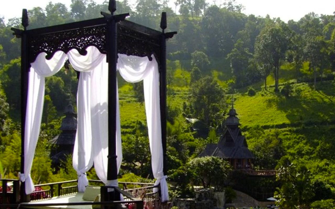 Los spas de Tailandia con las vistas más impresionantes