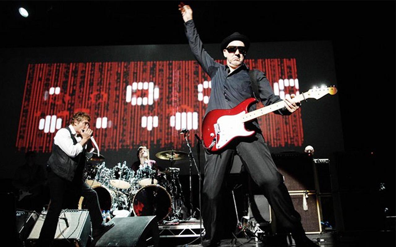 Una cita histórica: The Who, toca en la Ciudad de México
