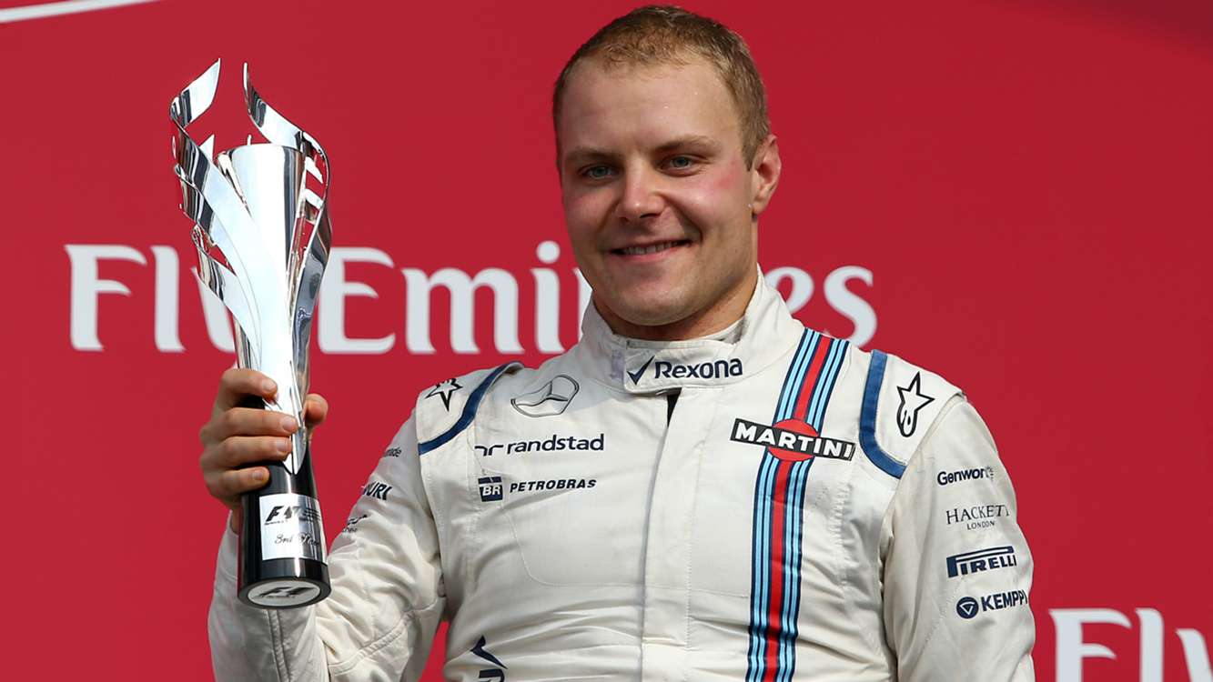 Valtteri Bottas: el finlandés que sorprendió a la F1