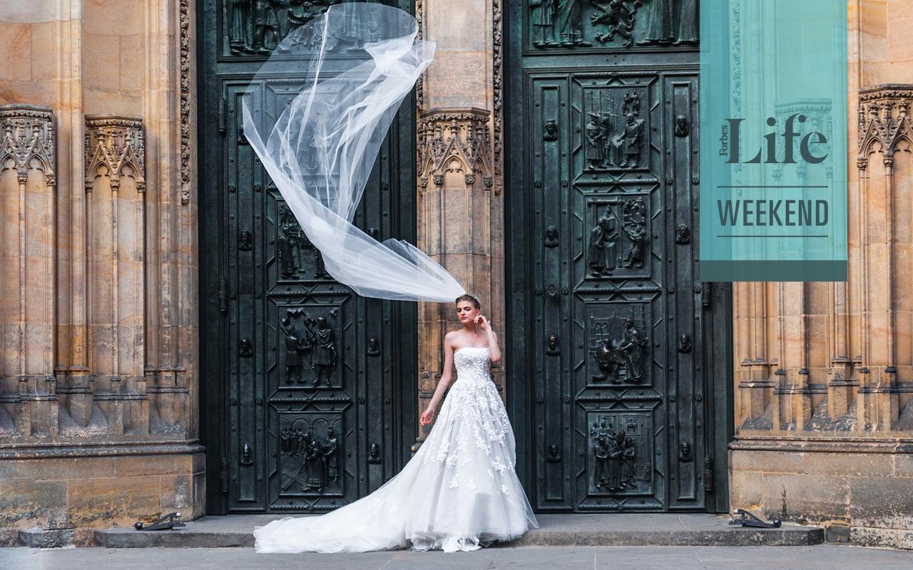 La semana de la moda dedicada a las novias