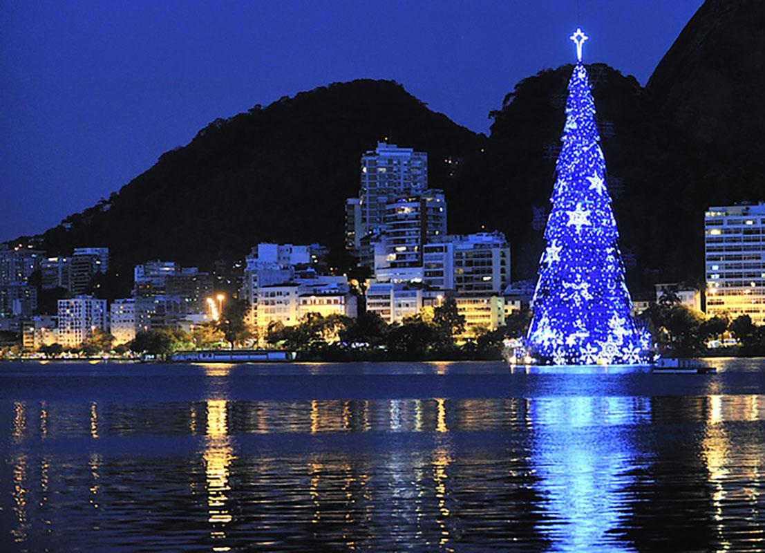 Los árboles de Navidad más sorprendentes del mundo