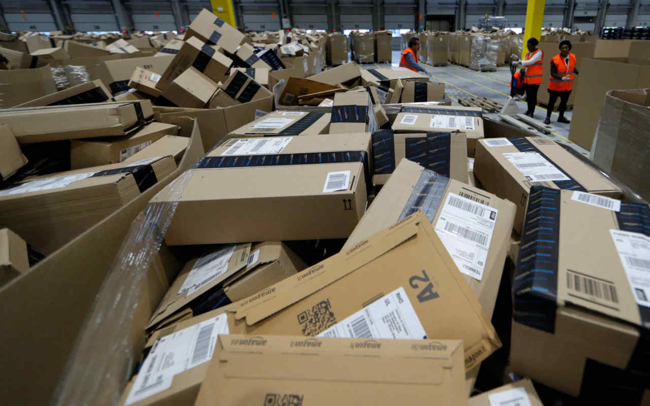 A días del Black Friday, Amazon reconoce error que expuso datos de clientes