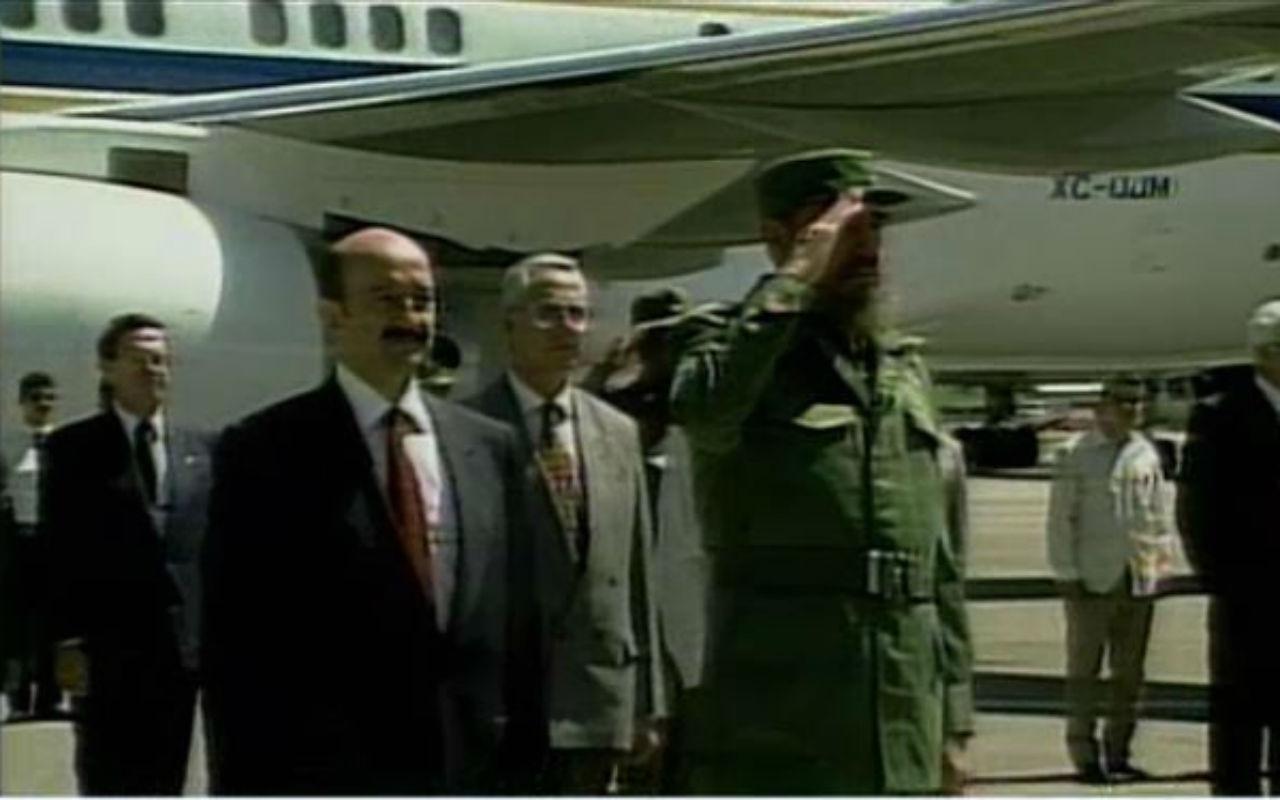 Cuba determinará si Fidel Castro fue héroe o villano: Carlos Salinas