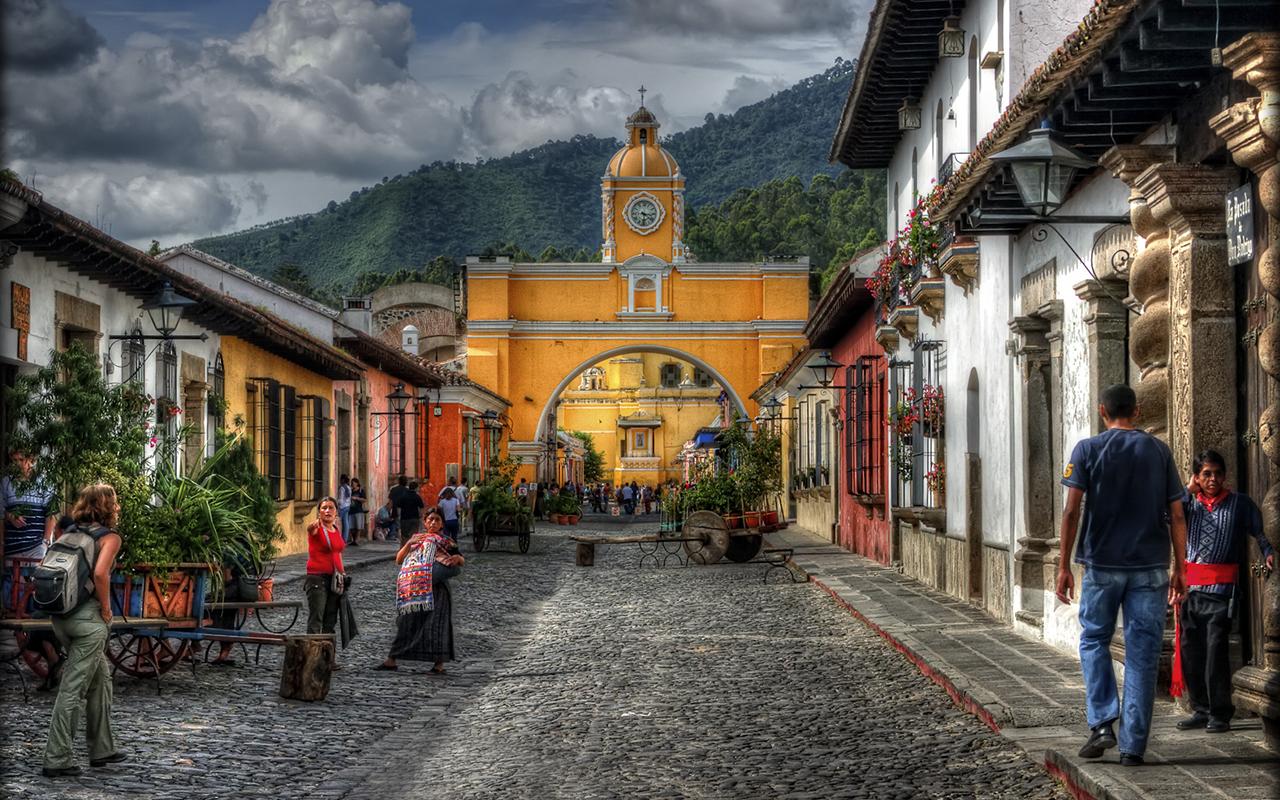 Guatemala llega a Google Street