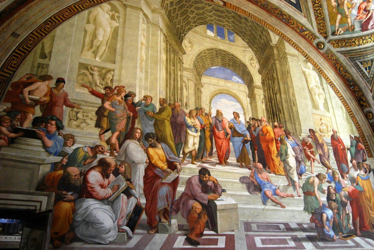5 filósofos cuya visión cambió al mundo