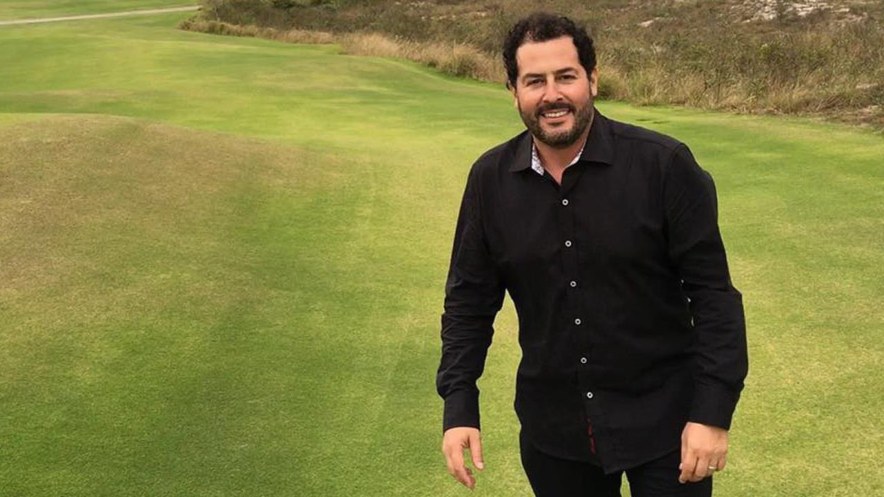 El mexicano que crea campos de golf para millonarios