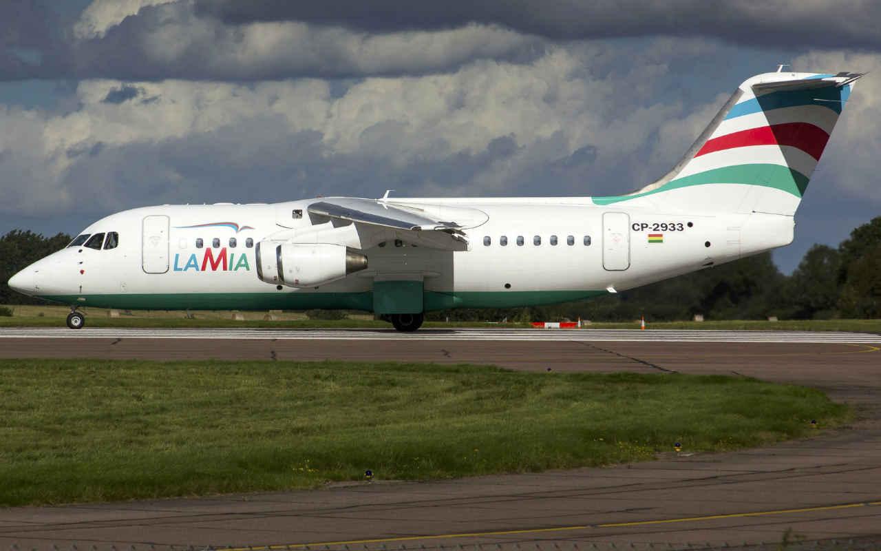 LAMIA, la pequeña aerolínea de la tragedia del Chapecoense