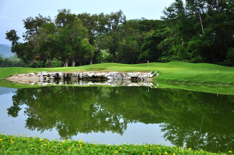 Las Parotas Club de Golf, en Huatulco, diseño a cargo de Pizá Group Design (Foto: Pizá Group Design).