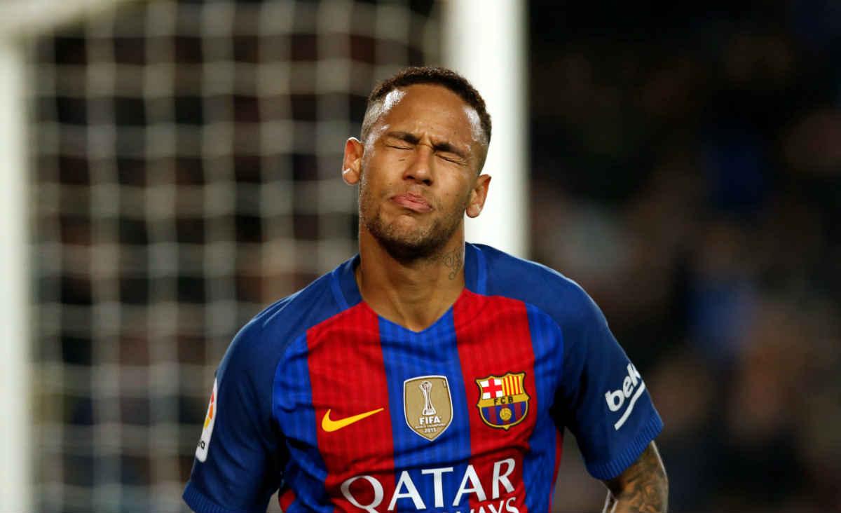 Neymar, con un pie en la cárcel por estafa en fichaje. (Foto: REUTERS)
