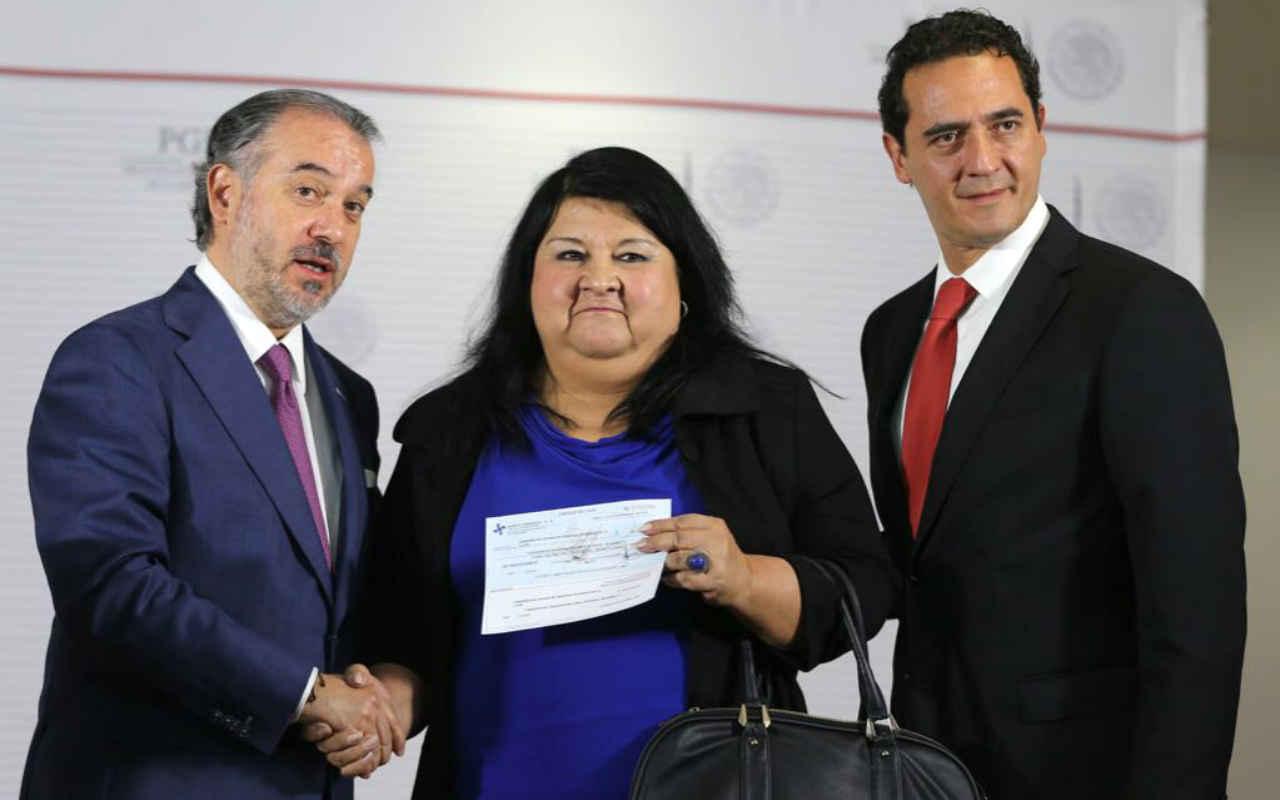 PGR regresa a Veracruz los primeros 250 mdp de los desvíos de Duarte