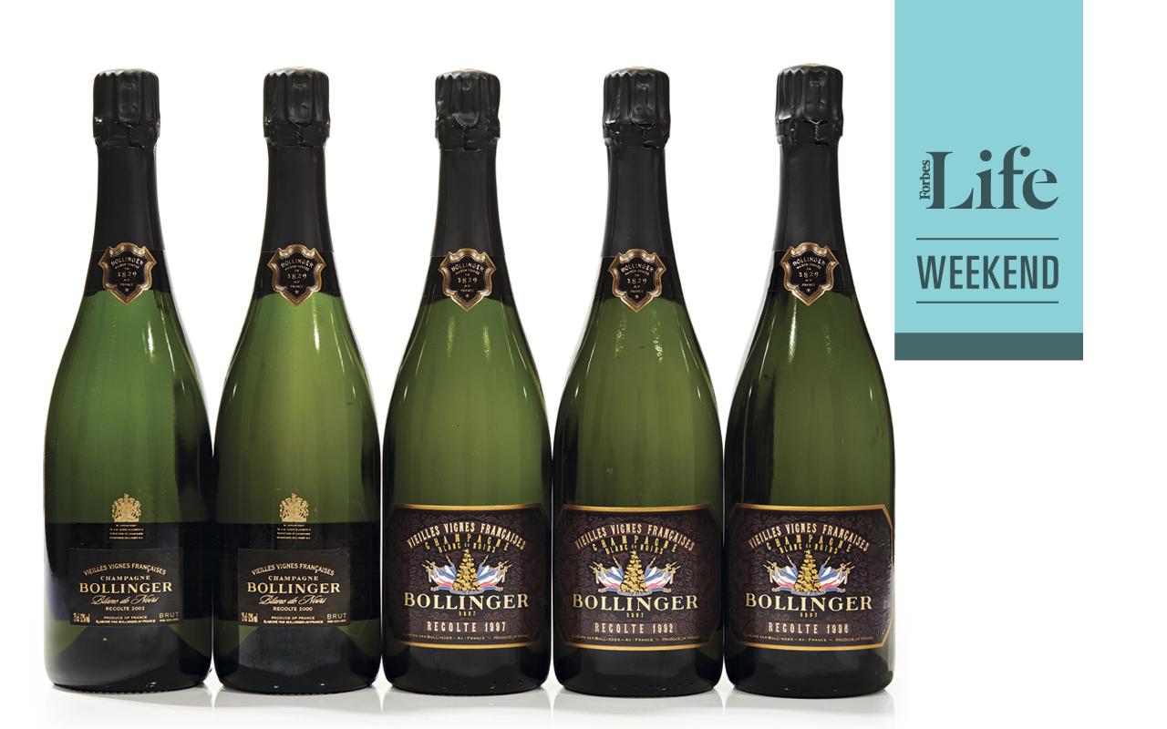 El champagne preferido de James Bond en una celebración para coleccionistas