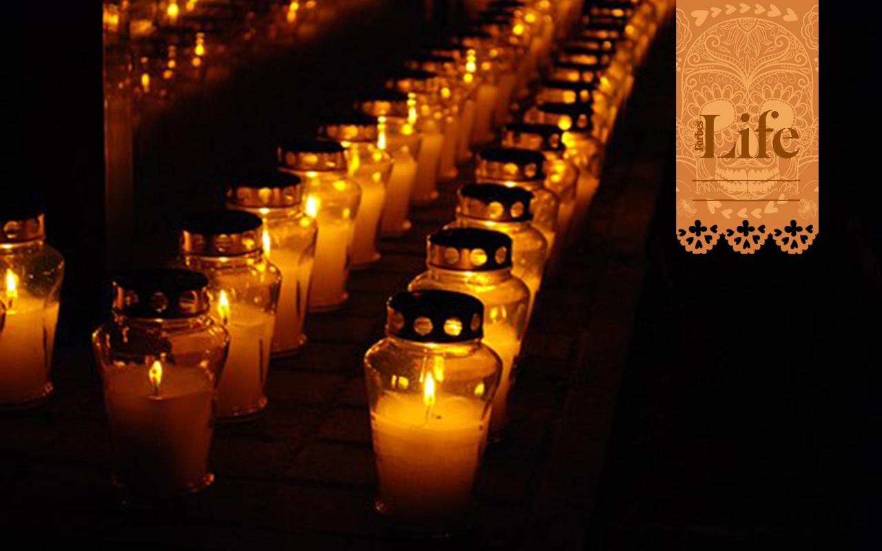 La conmemoración del Día de Muertos y sus contrastes