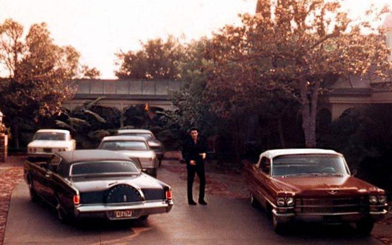 La casa de Elvis en Beverly Hills sale a la venta por 30 mdd