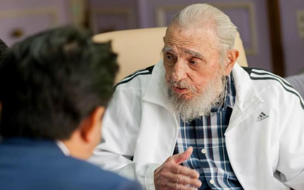 """""""A todos nos llegará nuestro turno"""", recordó Fidel hace unos meses"""
