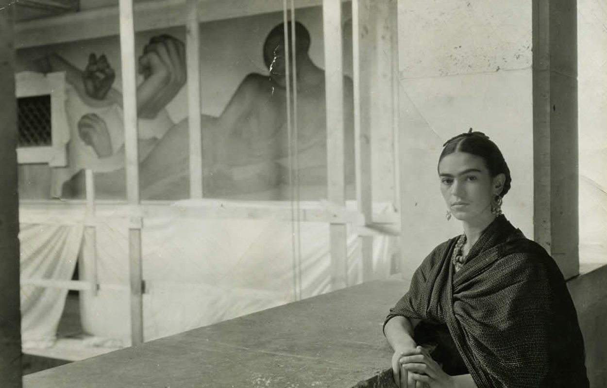 Detrás del misterio del autorretrato menos conocido de Frida Kahlo