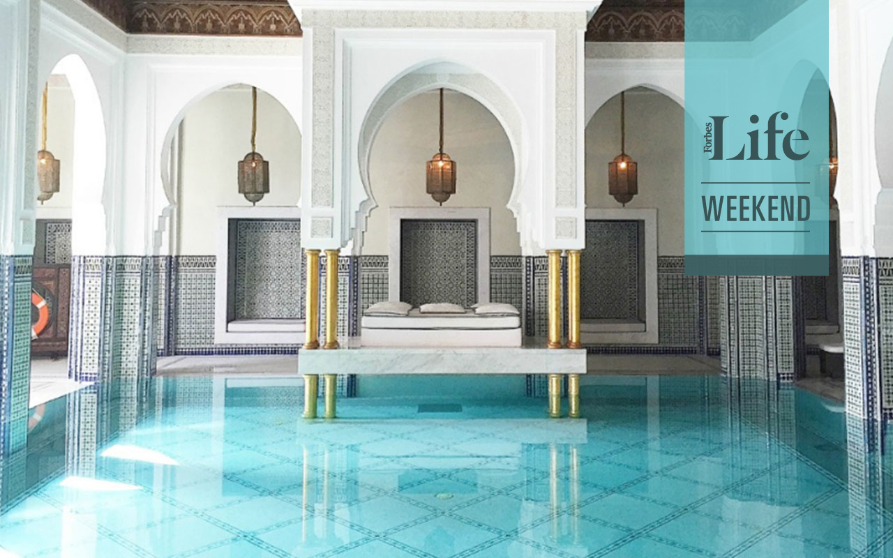7 impresionantes hoteles en Marrakech para un viaje inolvidable