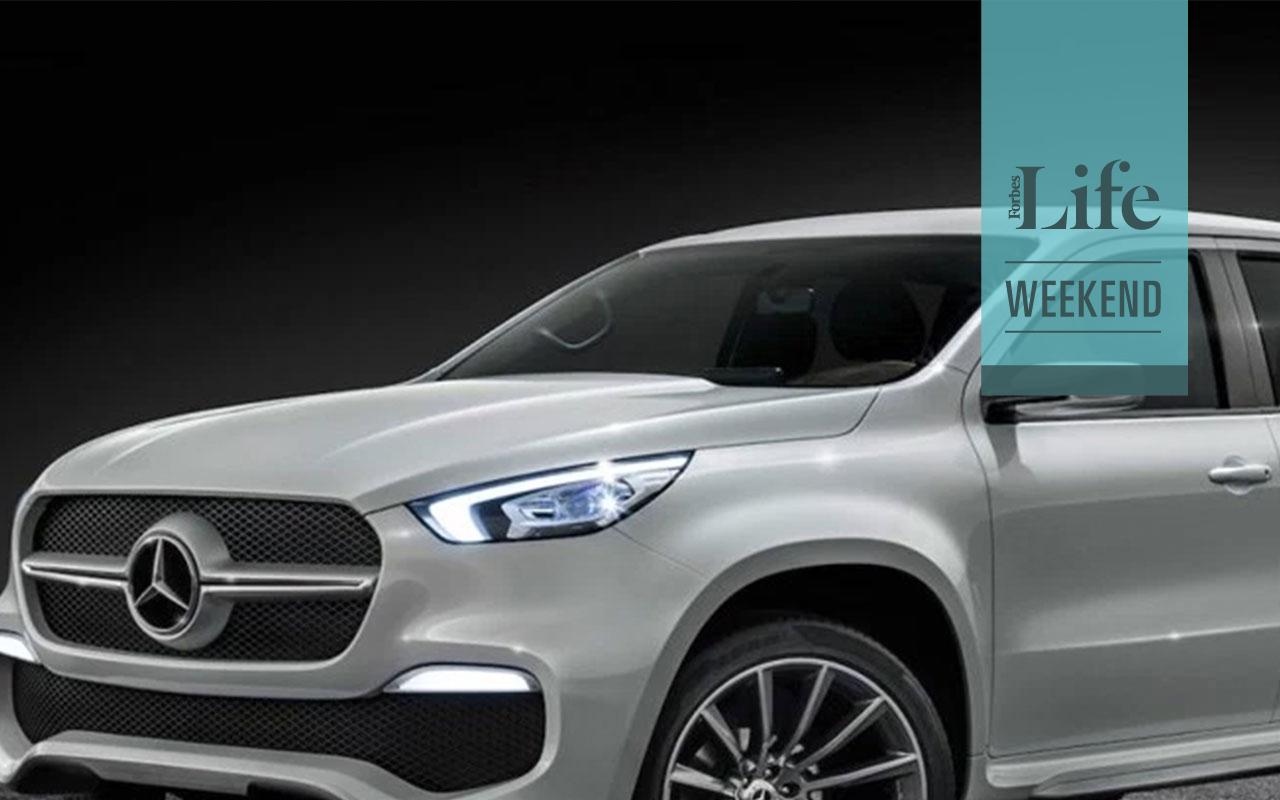 En 2017 llegar la pickup x class de mercedes benz for La mercedes benz