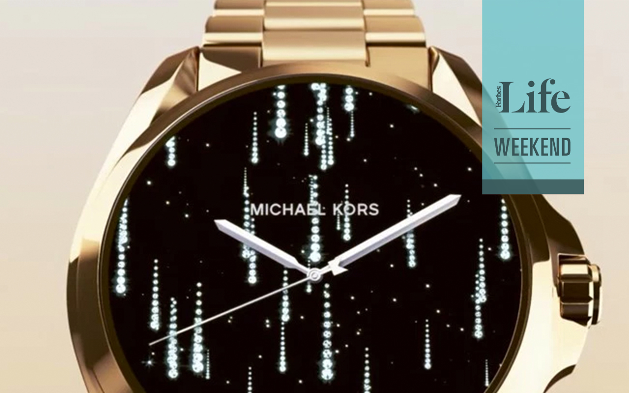 Michael Kors presenta su nuevo smartwatch