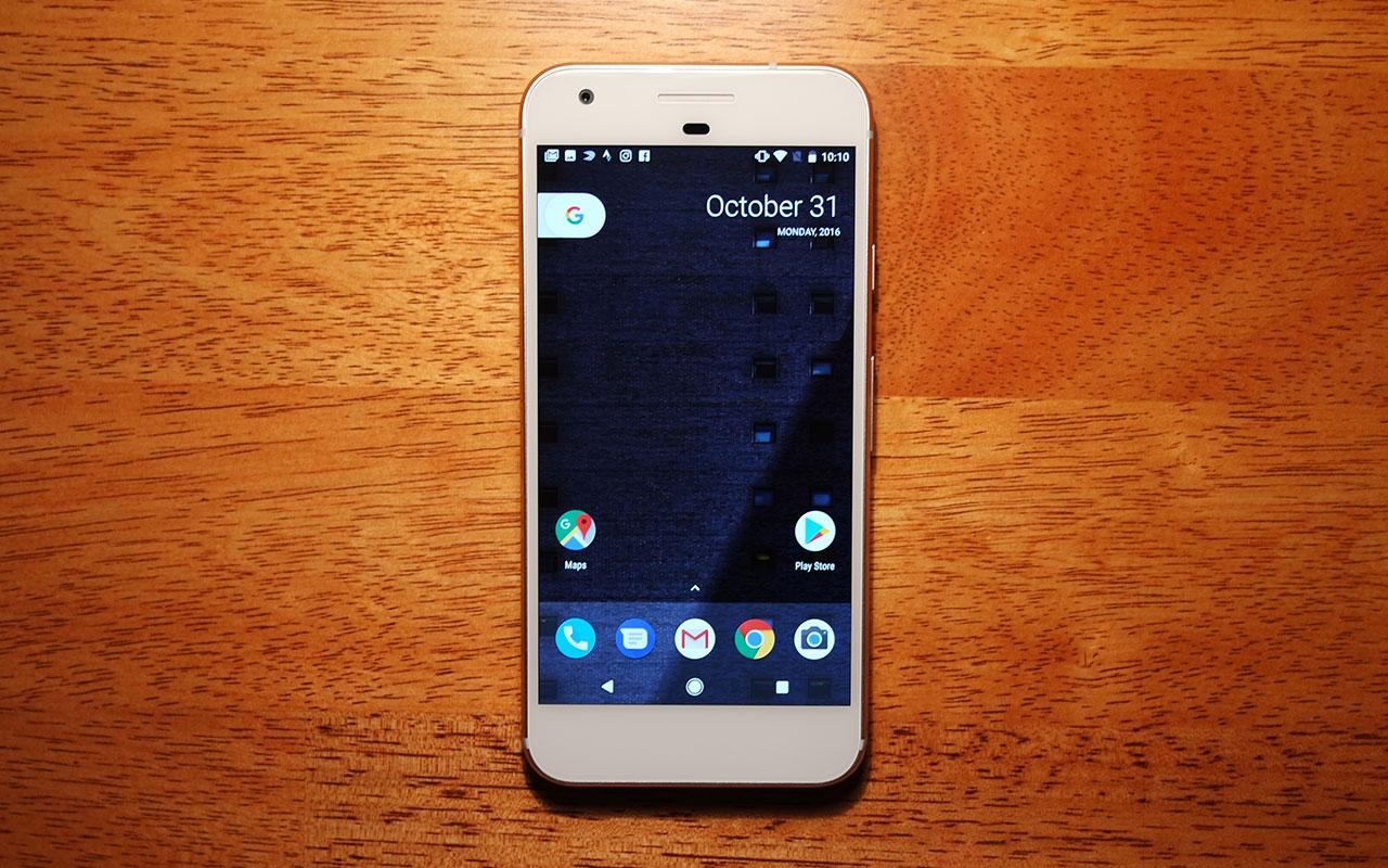 Review: Pixel, el primer smartphone fabricado por Google