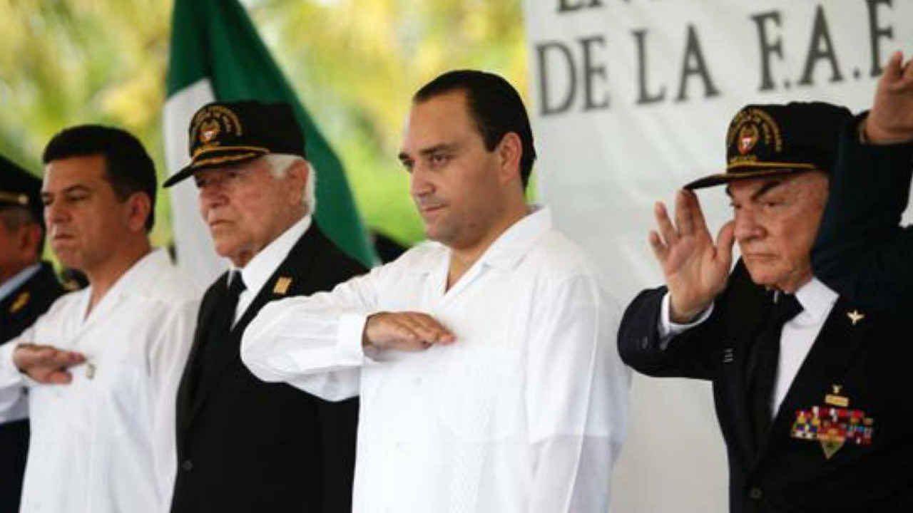 Ex gobernador Roberto Borge enfrenta orden de detención