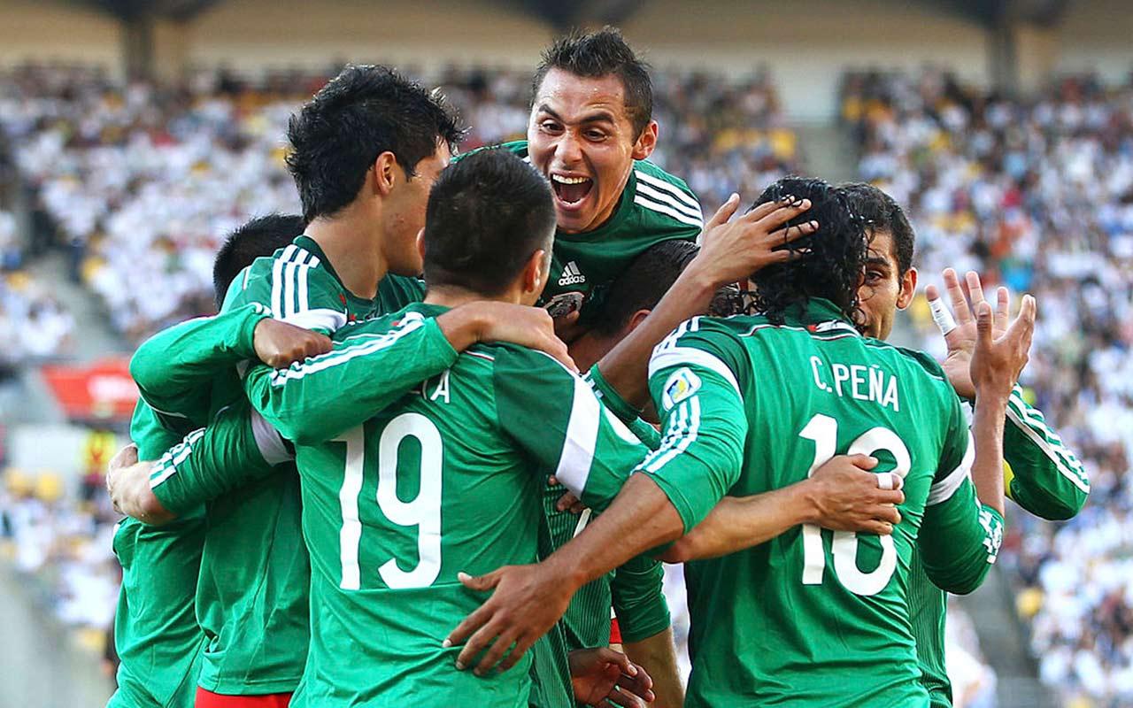 Selección Mexicana. (Foto  Getty Images.) dac981c81c21a