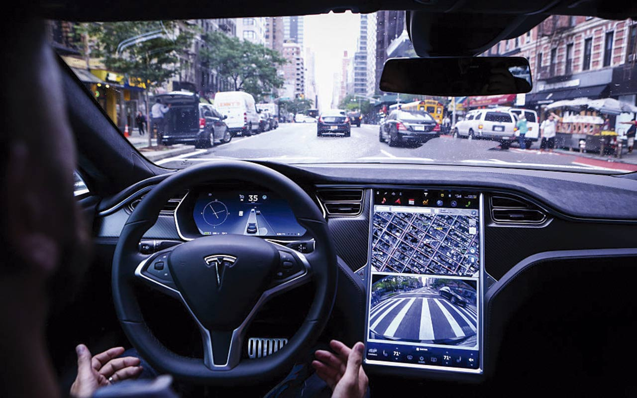 2016: el año en que los autos se manejaron solos