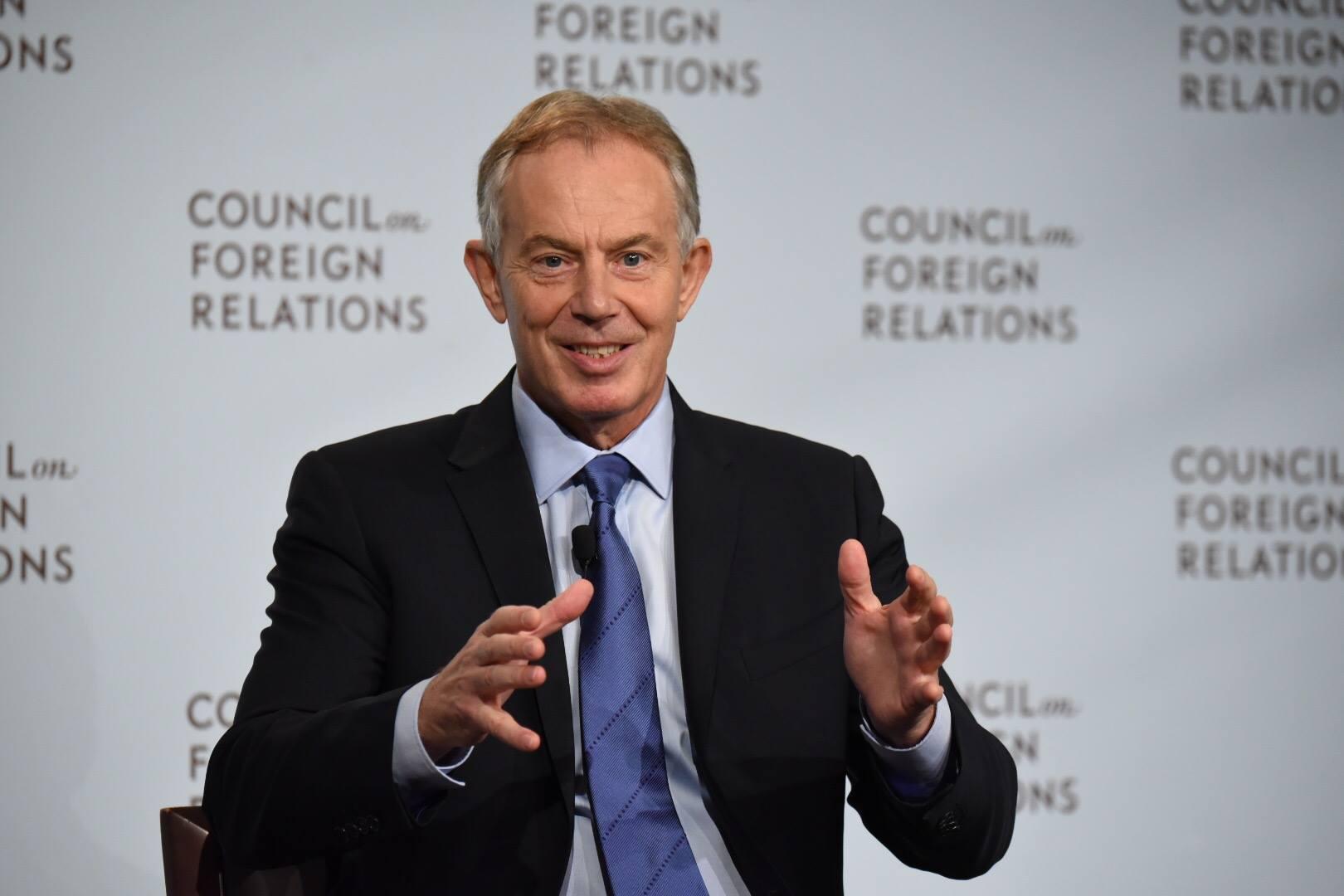 El 'Brexit' puede detenerse, según el exministro Tony Blair