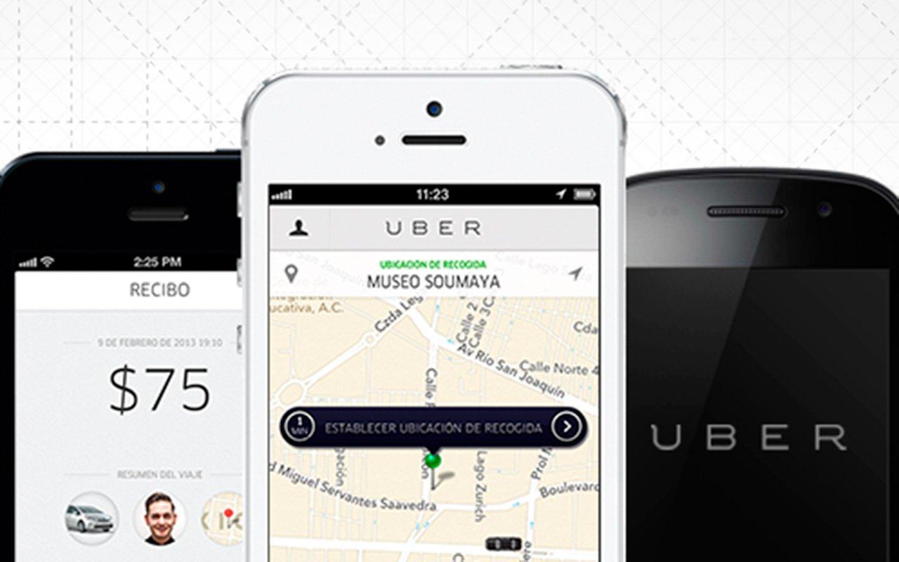 Uber eleva tarifas para usuarios en la Ciudad de México