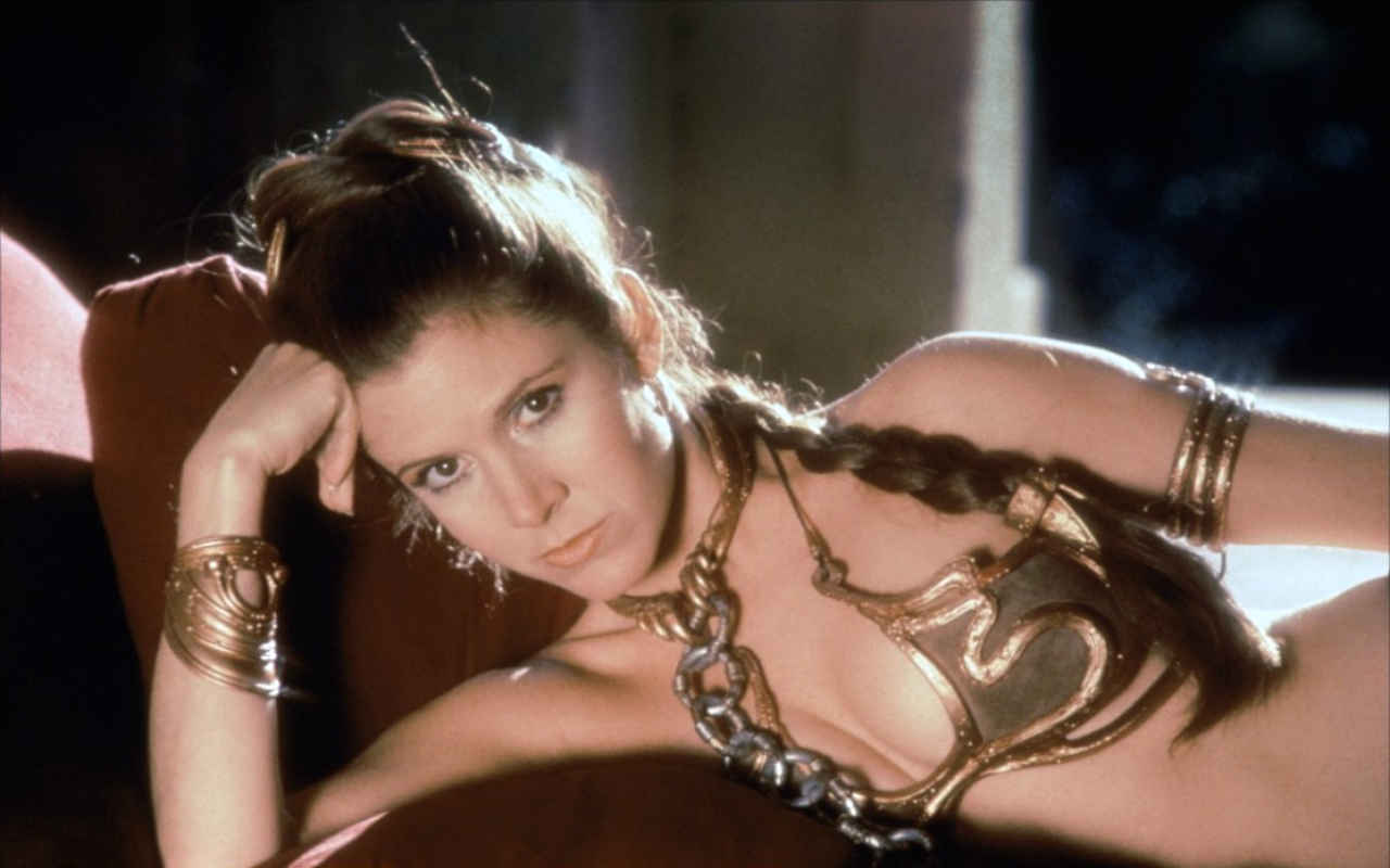"Muere Carrie Fisher, la legendaria princesa Leia de ""Star Wars"""