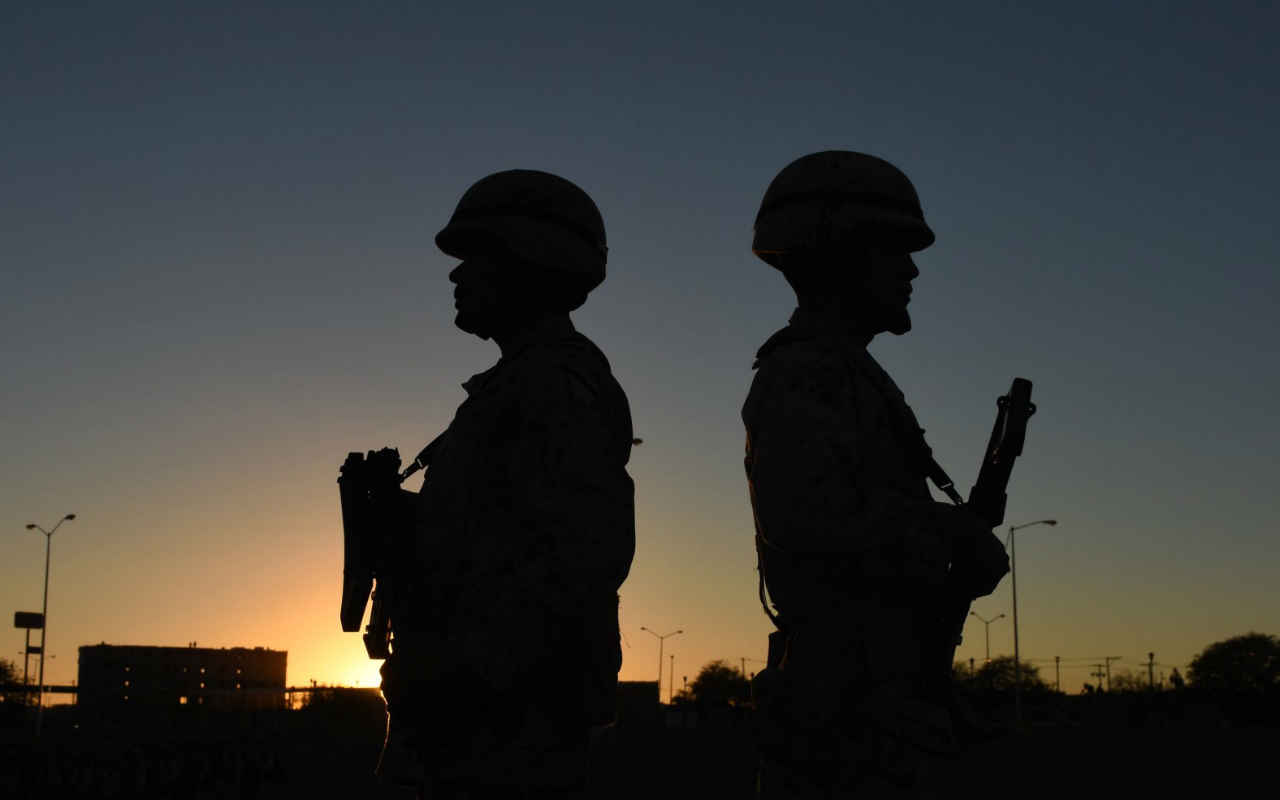 Advierten de simulación en mando civil de la Guardia Nacional