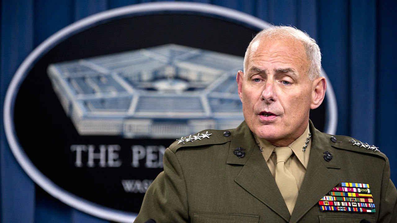 John Kelly dejará de ser jefe de gabinete de la Casa Blanca a final de año confirma Trump