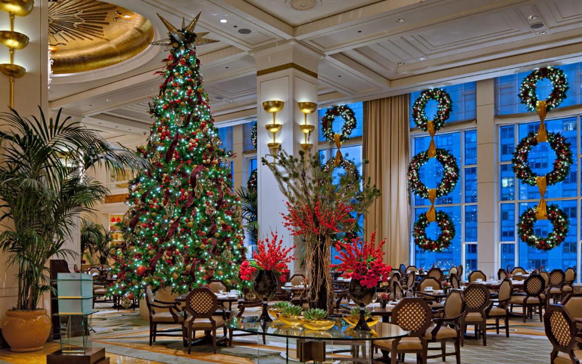 La faceta invernal de la hotelería de lujo