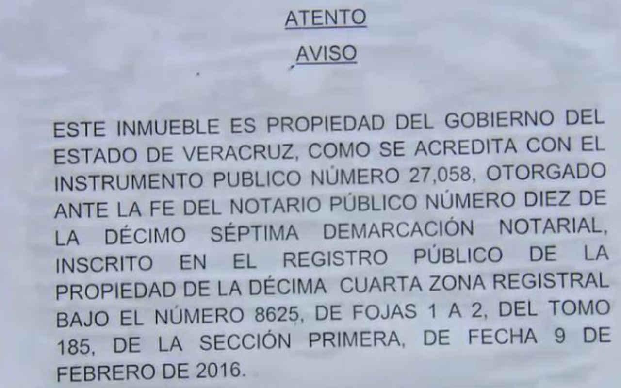Yunes toma control de El Faunito, la lujosa hacienda de Duarte