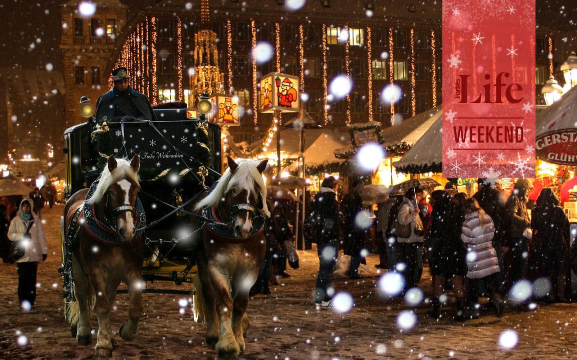 3 bazares navideños para recorrer en el mundo