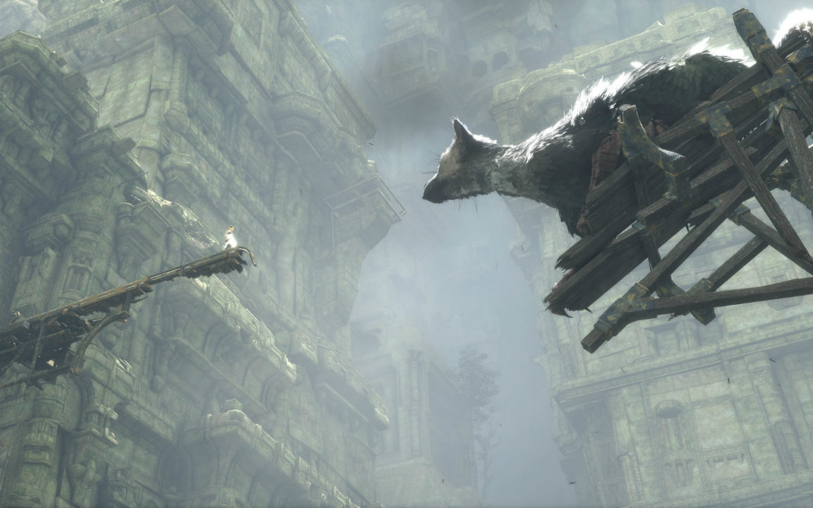 The Last Guardian, una mítica aventura