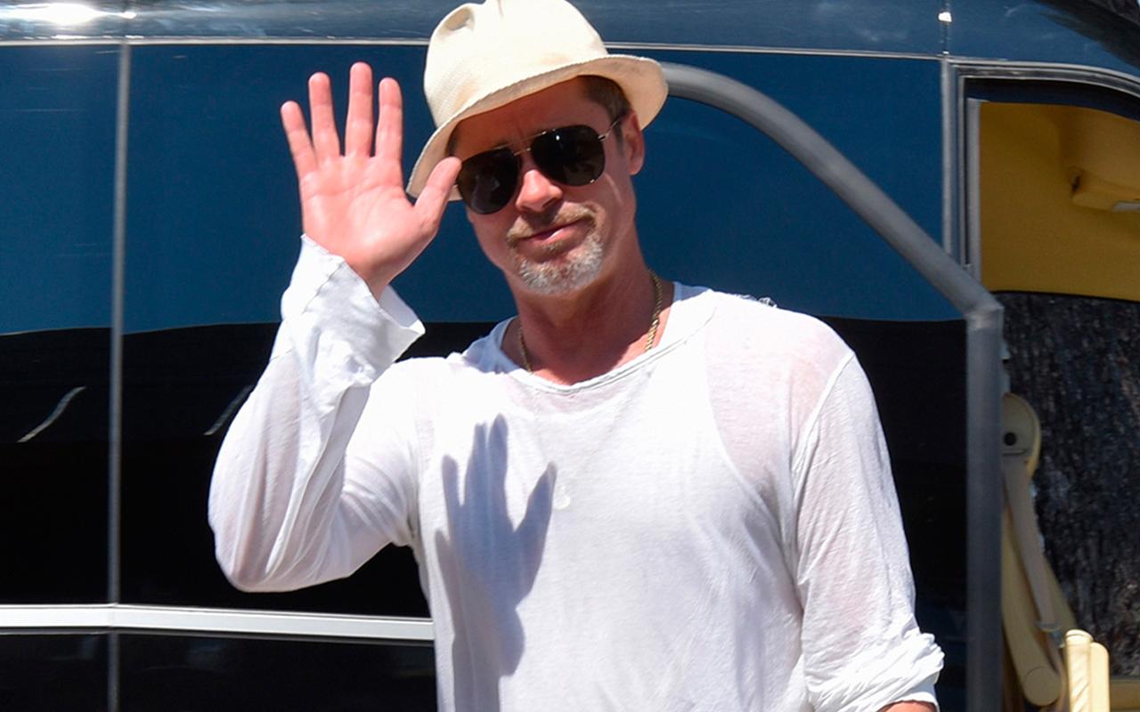 Brad Pitt se une al mundo de la hotelería