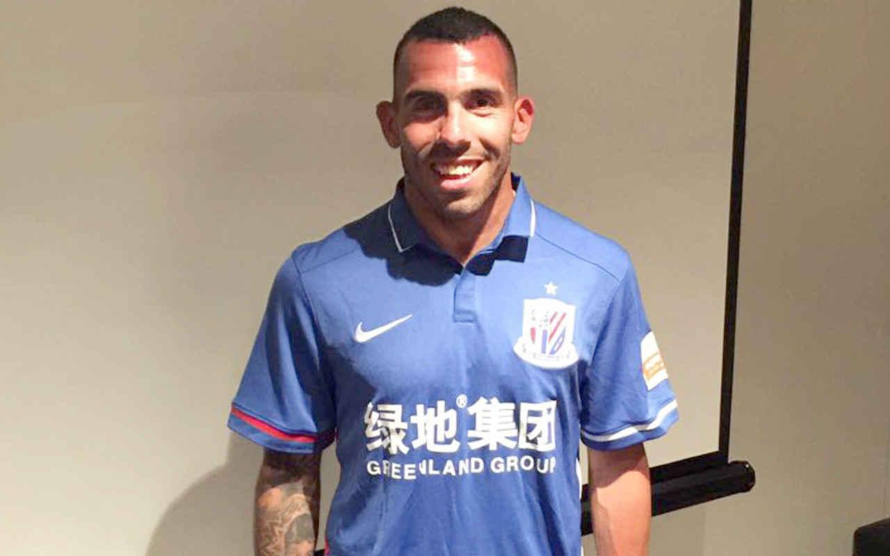 Tévez ataca al futbol chino