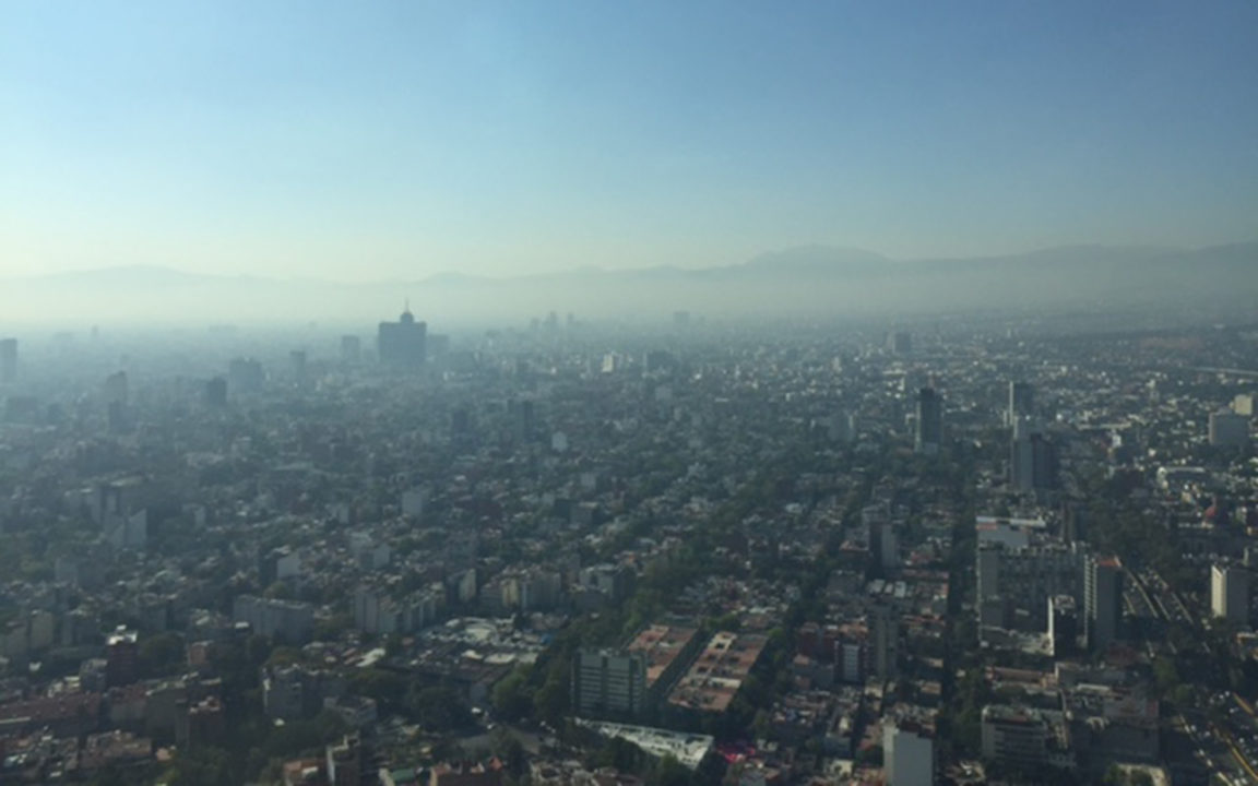 Se activa contingencia ambiental en la Zona Metropolitana