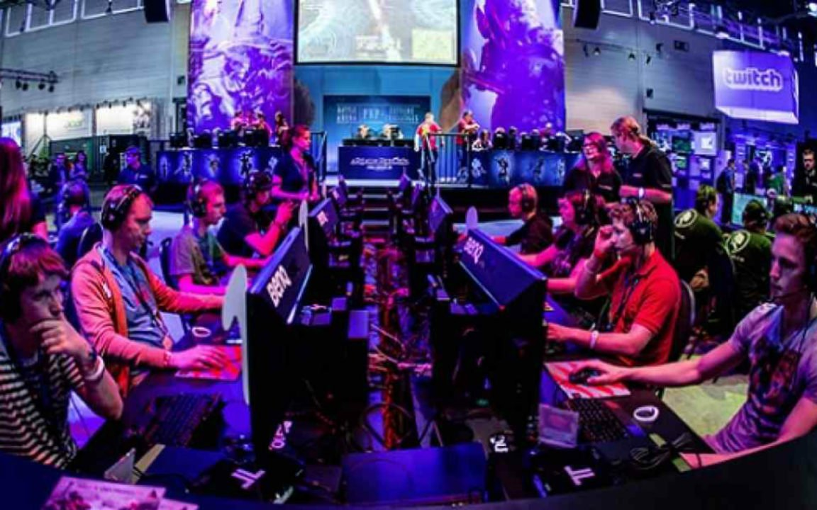 Los videojuegos podrían convertirse en disciplina olímpica