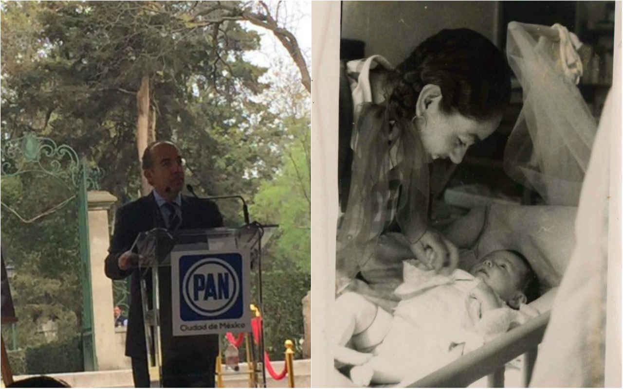 Fallece Carmen Hinojosa, madre del ex presidente Felipe Calderón