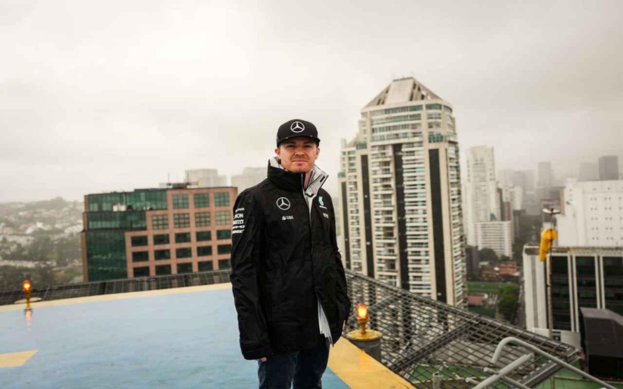 Nico Rosberg se retira de la Fórmula 1
