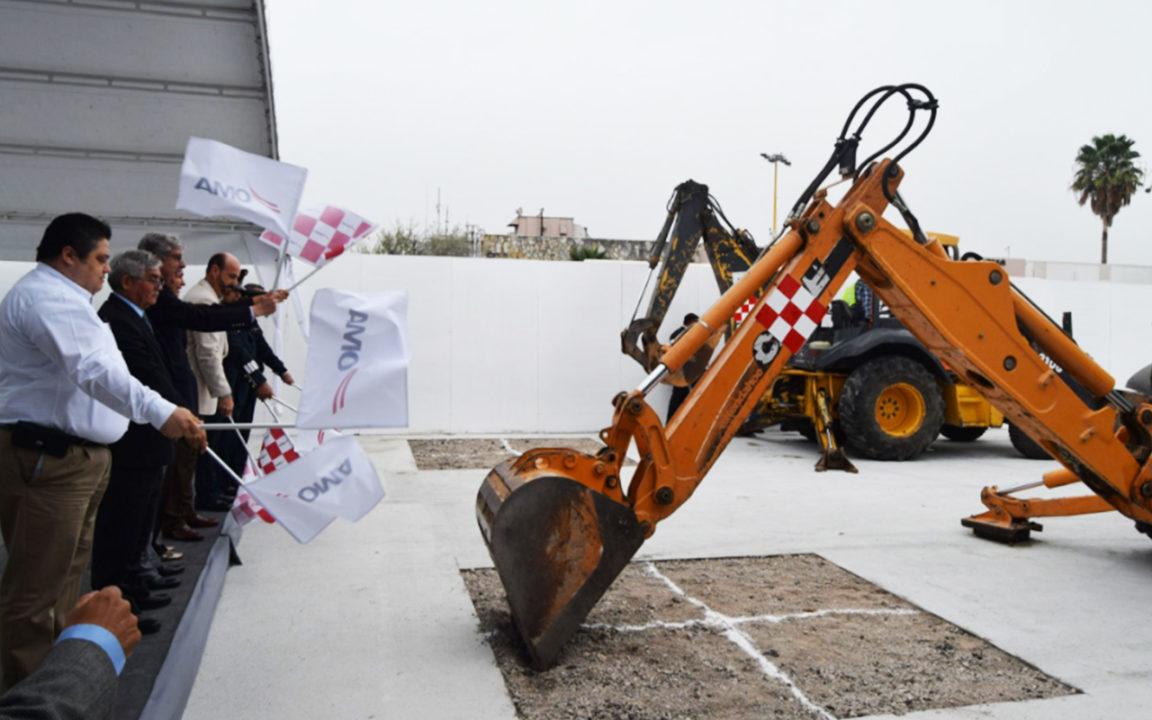 OMA invertirá 302 mdp en nueva terminal del aeropuerto de Reynosa