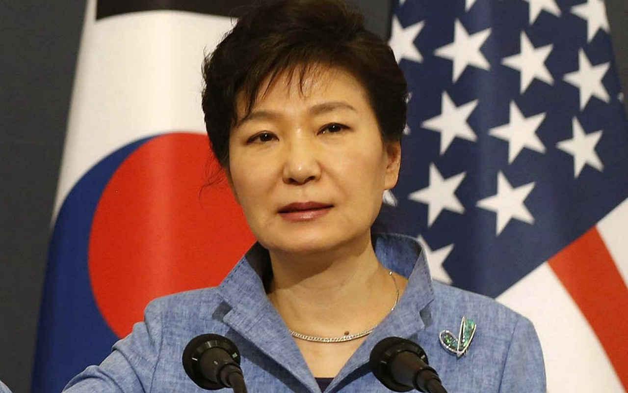 Escándalo de corrupción tira a la presidenta surcoreana Park Geun-hye