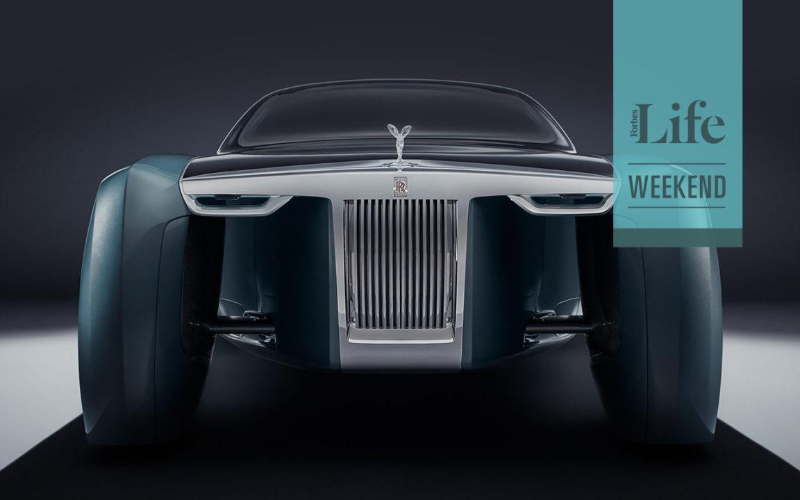 El futuro del lujo en la visión de Rolls-Royce