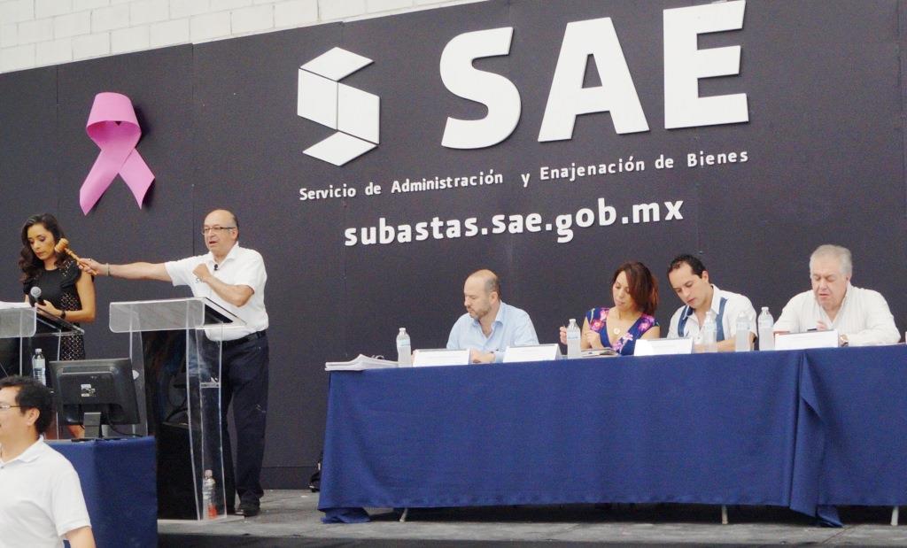 Gobierno obtiene 4,481 mdp por venta de bienes confiscados y fábricas azucareras