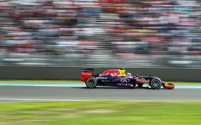 Gran Premio de México. (Foto: Sutton Images.)